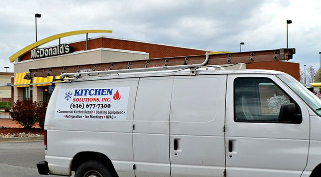 Kitchen Solutions  Commercial Kitchen Repair